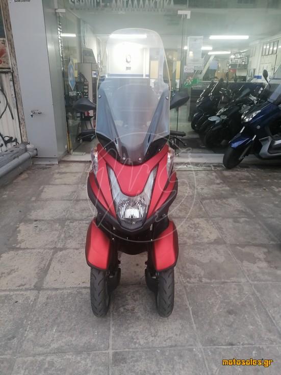 Πωλείται Μεταχειρισμένο Scooter Yamaha Tricity του 2016
