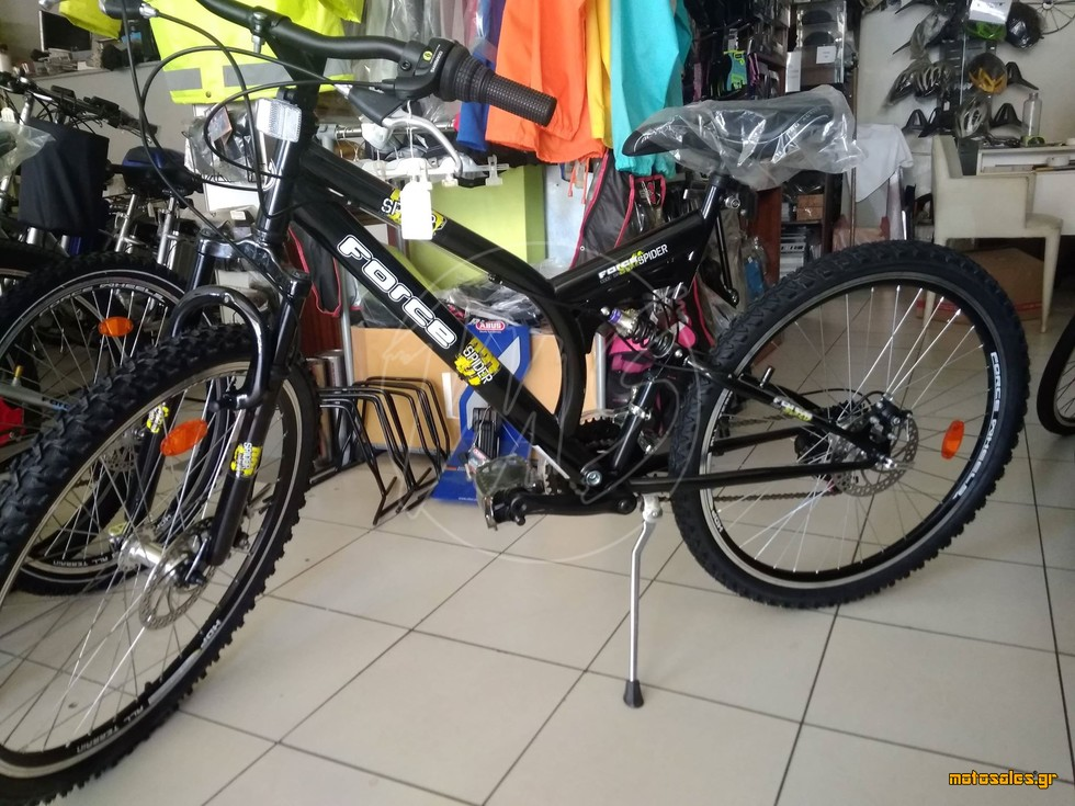 Πωλείται Καινούργιο Ποδήλατο Full Suspension   του 2016