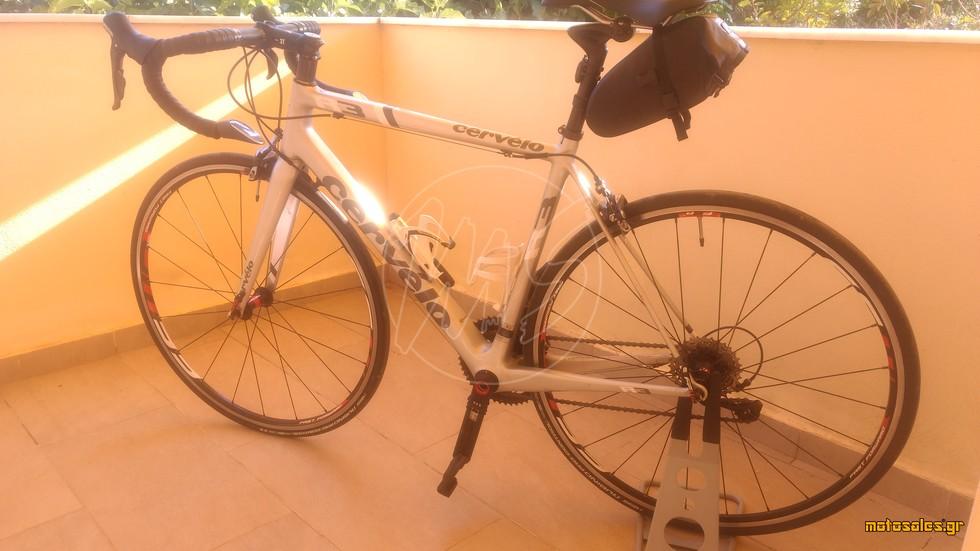 Πωλείται Μεταχειρισμένο Ποδήλατο Δρόμου Cervelo  του 2014