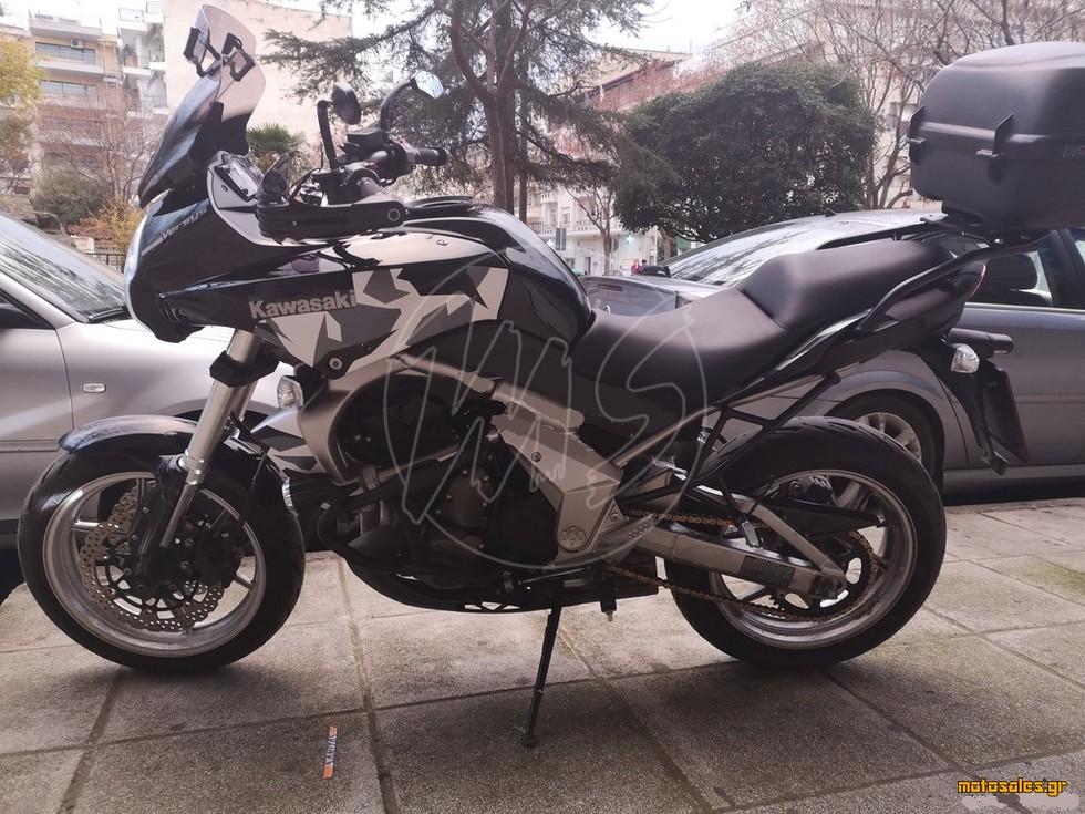 Πωλείται Μεταχειρισμένο On/Off Kawasaki Versys 650 του 2007