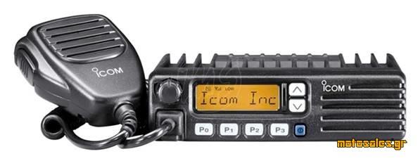 Πωλείται Μεταχειρισμένο - Πομποδέκτης Αυτοκινήτου Icom ICF210 UHF
