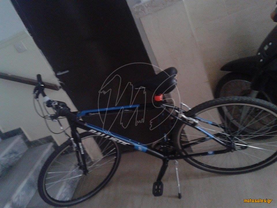 Πωλείται Μεταχειρισμένο Ποδήλατο Πόλης Ballistic  του 2015