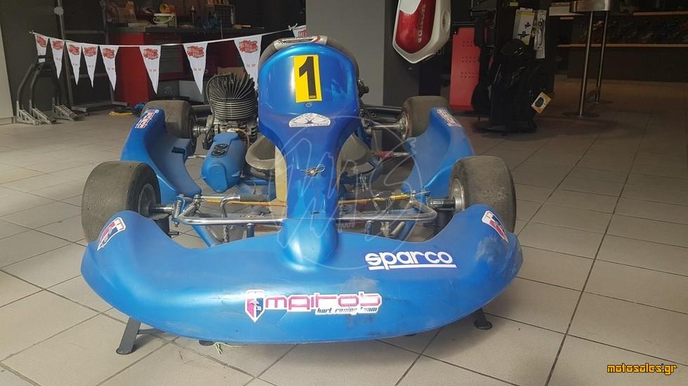 Πωλείται Μεταχειρισμένο Go Kart Δρόμου/Πίστας του 2012