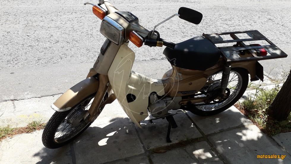 Πωλείται Μεταχειρισμένο Παπάκι Honda GLX του 1999