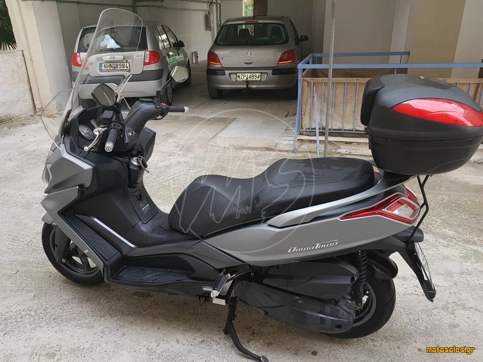 Πωλείται Μεταχειρισμένο Scooter Kymco Downtown 350i του 2016