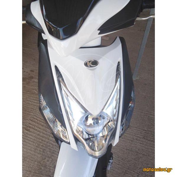 Πωλείται Μεταχειρισμένο Scooter Kymco Agility 200 του 2014