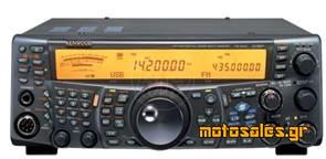 Πωλείται Μεταχειρισμένο - Πομποδέκτης Βάσεως Kenwood TS-2000X