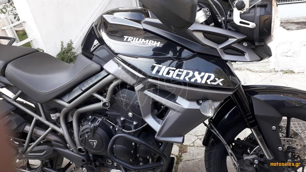 Πωλείται Μεταχειρισμένο Sport Touring Triumph Tiger 800 XRx του 2015