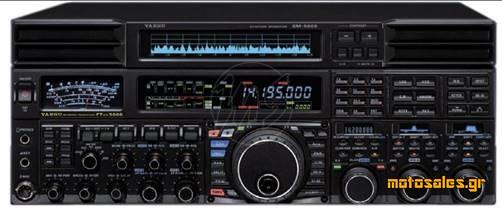 Πωλείται Μεταχειρισμένο - Πομποδέκτης Βάσεως Yaesu FTDX5000MP