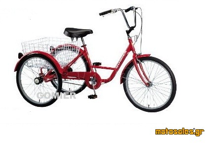 Πωλείται Καινούργιο Ποδήλατο Τρίτροχο   του 2016