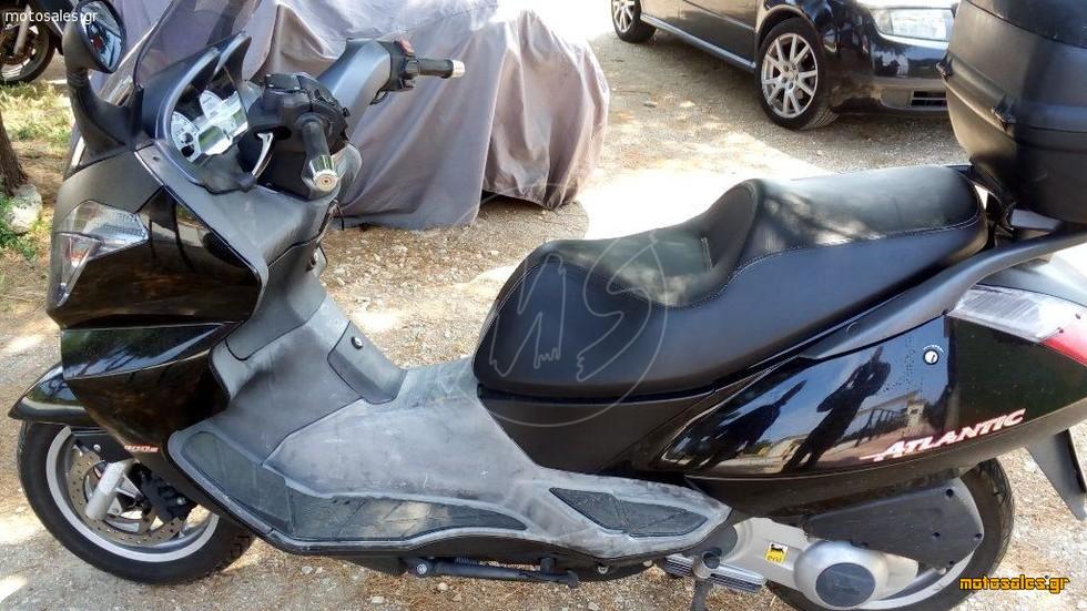 Πωλείται Μεταχειρισμένο Scooter Aprilia Atlantic του 2012