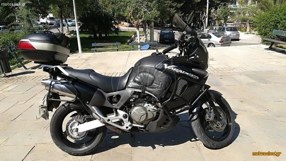 Πωλείται Μεταχειρισμένο On/Off Honda VARADERO 1000 του 2000