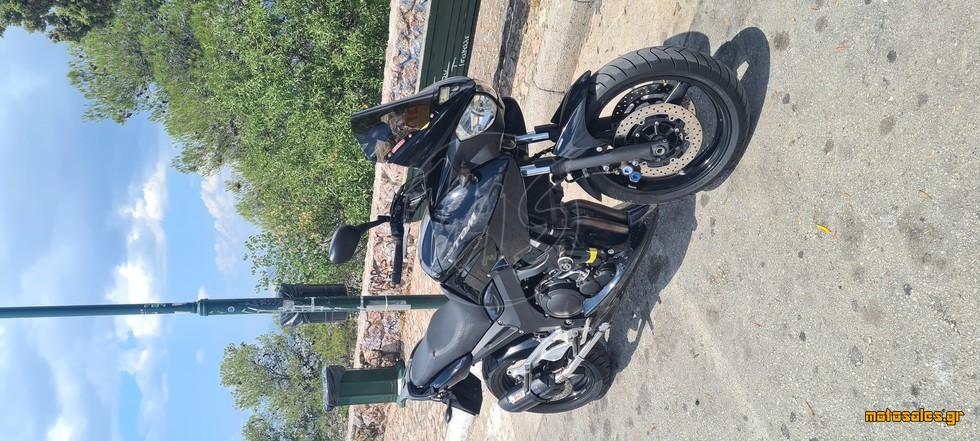 Πωλείται Μεταχειρισμένο Naked Yamaha TDM 900 A του 2010