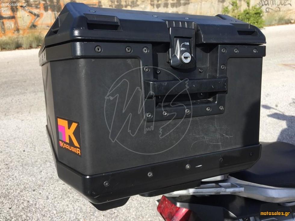 Πωλείται Μεταχειρισμένο - Μπαγκαζιέρα  Krauser Alutopbox xplorer 45lt
