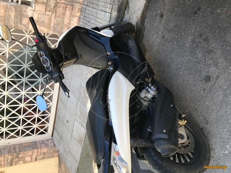 Πωλείται Μεταχειρισμένο Scooter Piaggio Beverly 300 του 2016