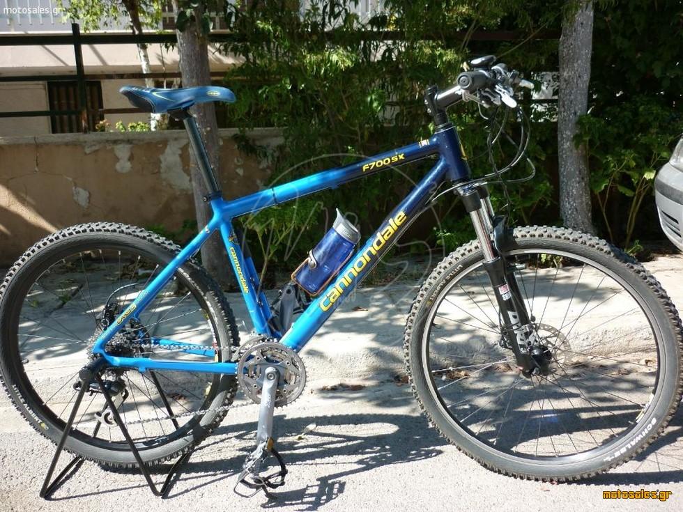 Πωλείται Μεταχειρισμένο Ποδήλατο Mountain Cannondale  F 700 SX του 2009