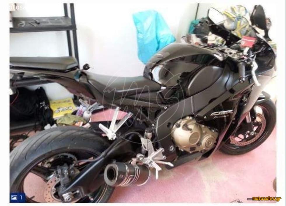 Πωλείται Μεταχειρισμένο Super Sport Honda CBR του 2008