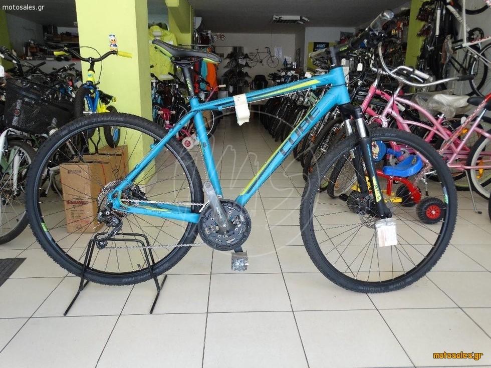 Πωλείται Καινούργιο Ποδήλατο Πόλης Cube  CURVE PROF του 2014