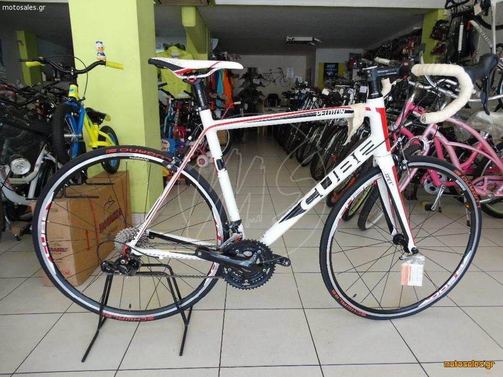 Πωλείται Καινούργιο Ποδήλατο Δρόμου Cube  CUBE Peloton [SIZE 60cm - 825€] του 2014