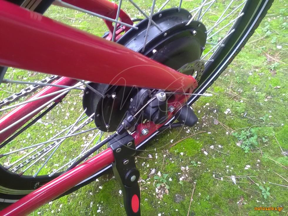 Πωλείται Μεταχειρισμένο Ποδήλατο Ηλεκτρικό   500vatt του 2018
