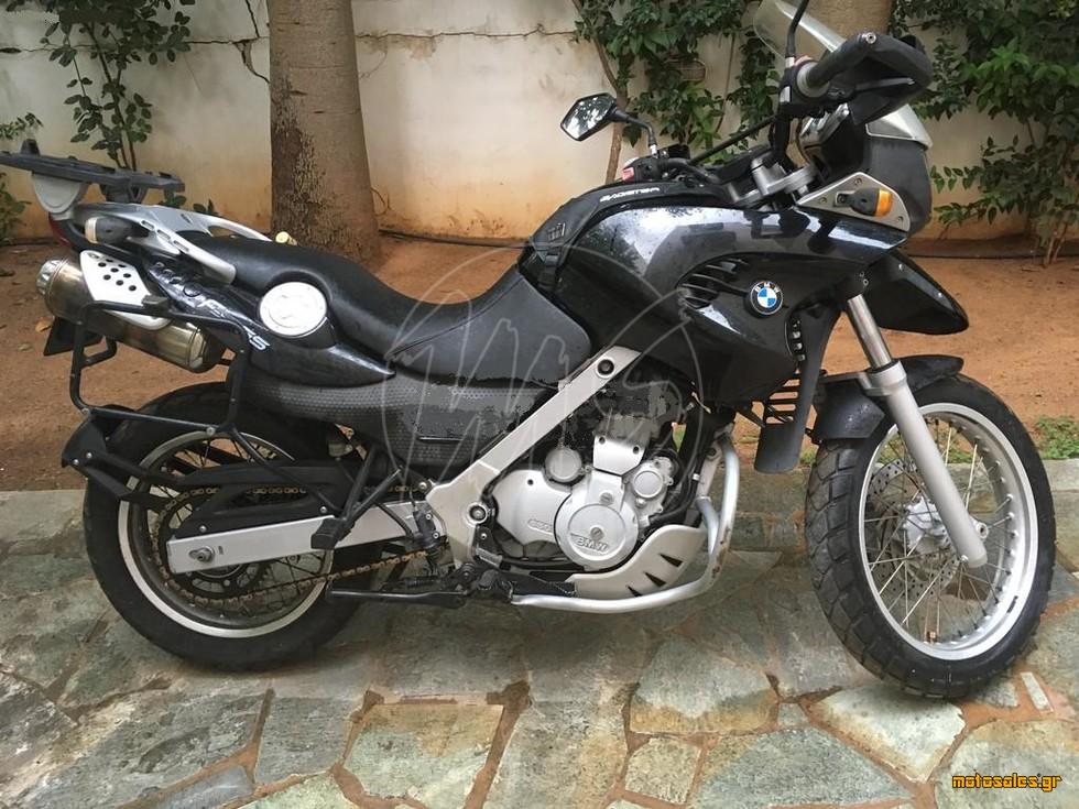 Πωλείται Μεταχειρισμένο On/Off BMW F 650 GS του 2002