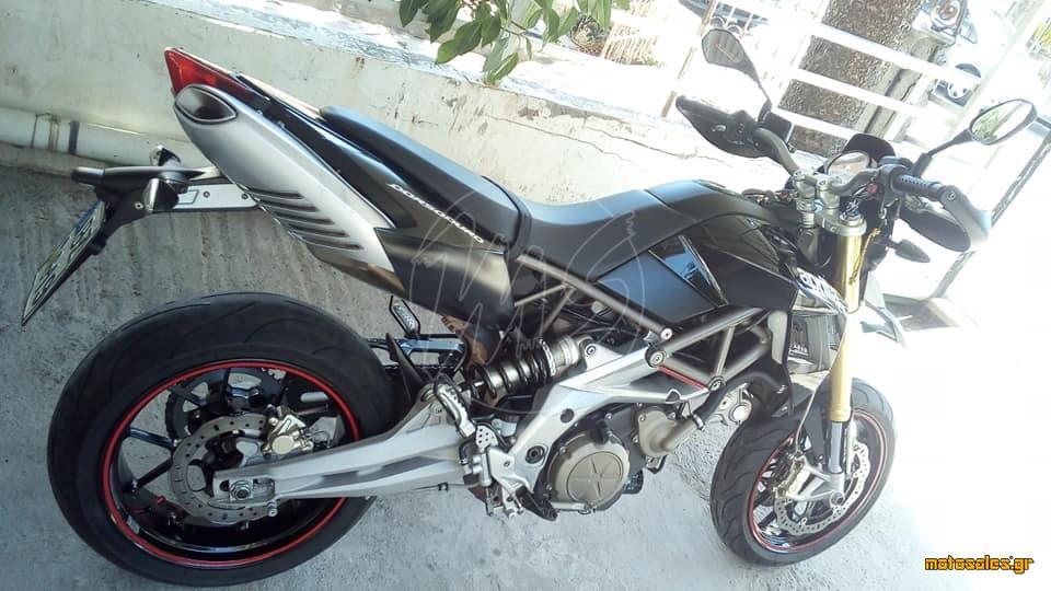 Πωλείται Μεταχειρισμένο Super Sport Aprilia Dorsoduro 750 του 2009