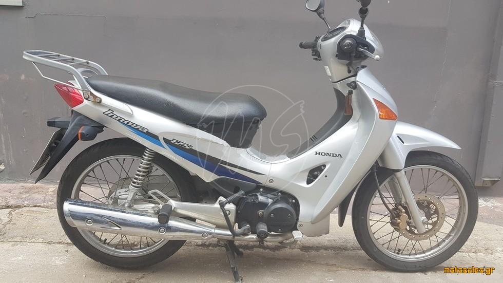Πωλείται Μεταχειρισμένο Παπάκι Honda ANF 125 Innova του 2006