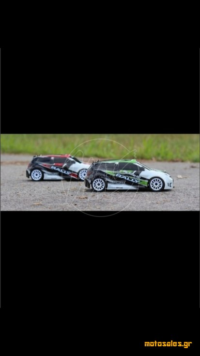 Πωλείται Μεταχειρισμένο Αυτοκίνητο Ηλεκτρικό Traxxas Latrax Rally