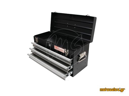 Πωλείται Καινούργιο εργαλείο -  Εργαλειοθήκη φορητή μεταλλική με 3 συρτάρια. BGS Γερμανίας