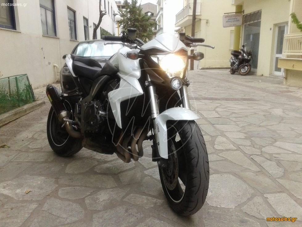 Πωλείται Μεταχειρισμένο Street Honda CB 900 F Hornet του