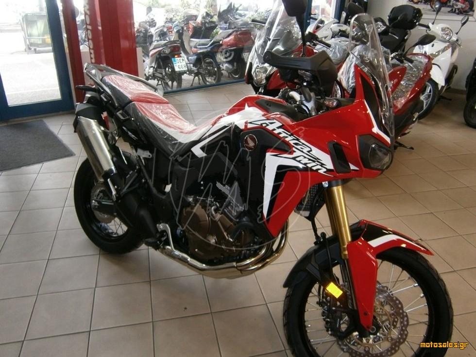 Πωλείται Μεταχειρισμένο On/Off Honda CRF 1000 του 2019