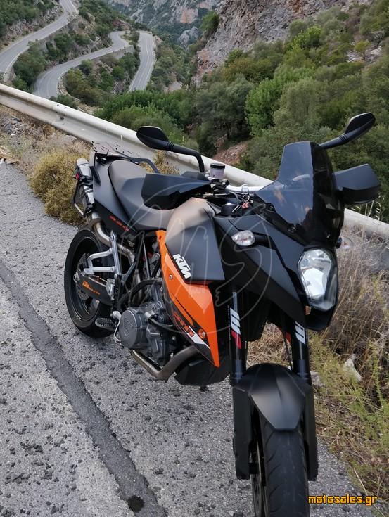 Πωλείται Μεταχειρισμένο Sport Touring KTM SMT 990 του 2010