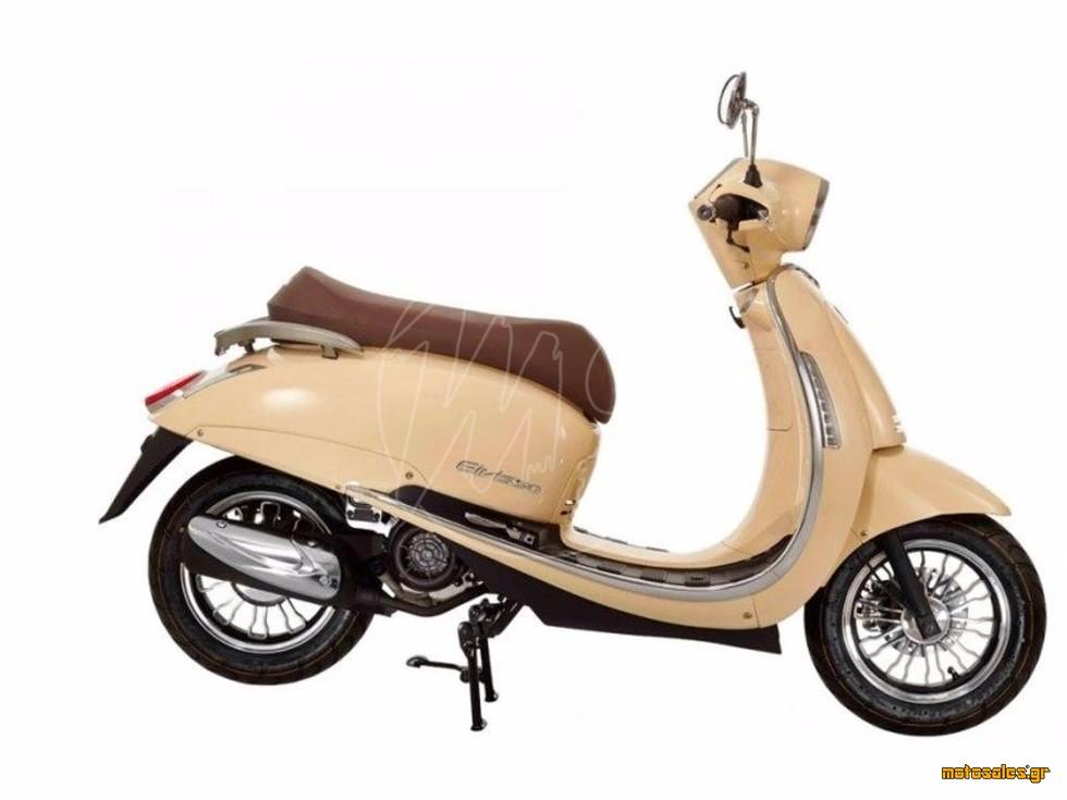 Πωλείται Καινούργιο Scooter  EIVISSA 150 του 2019