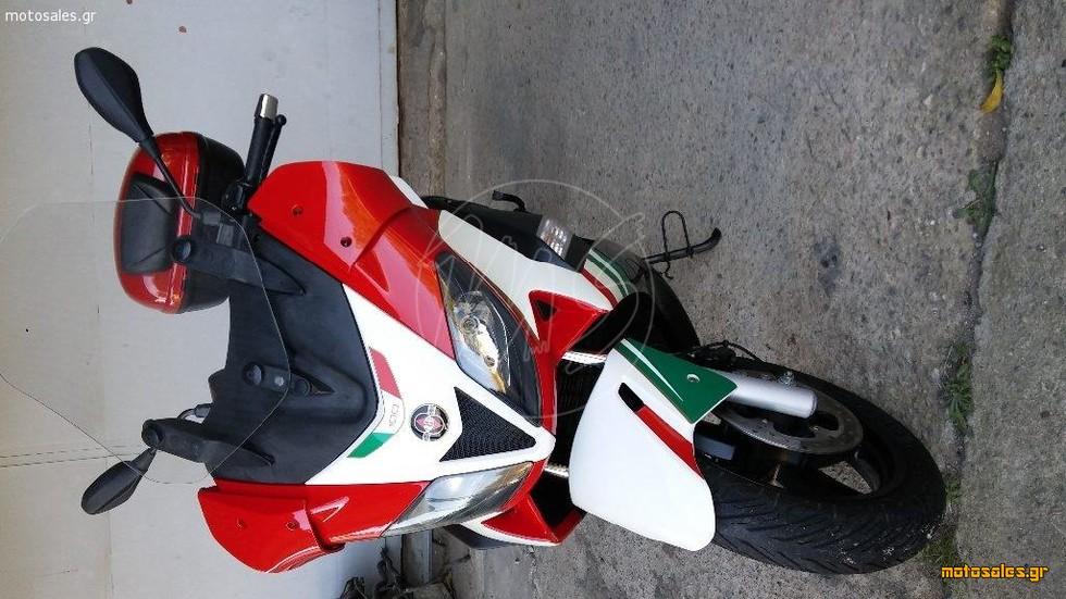 Πωλείται Μεταχειρισμένο Scooter Gilera Nexus 300I του 2010