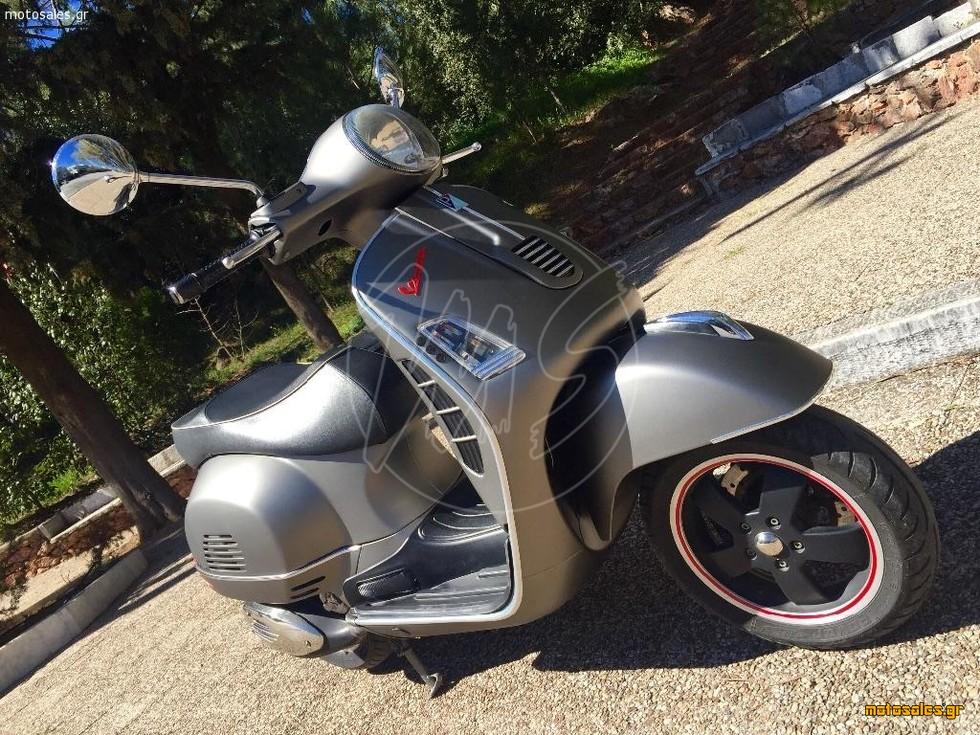 Πωλείται Μεταχειρισμένο Scooter Piaggio VESPA GTS 300i του 2011