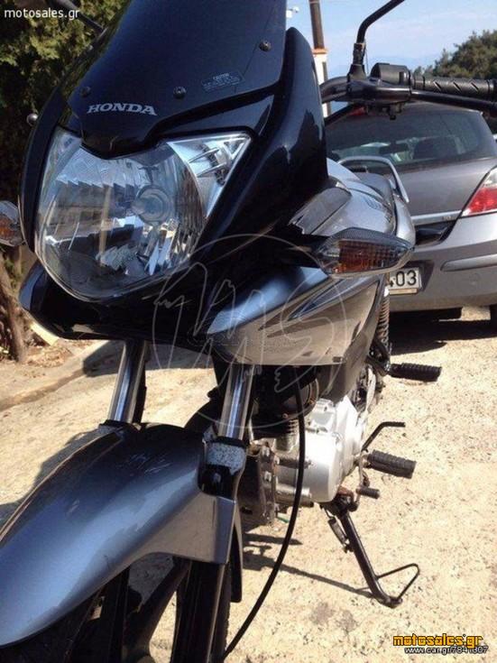 Πωλείται Μεταχειρισμένο Naked Honda CBF του 2009