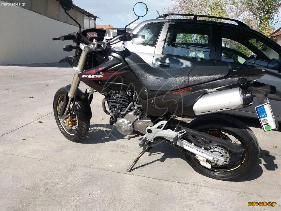 Πωλείται Μεταχειρισμένο On/Off Honda Fmx 650 του 2005