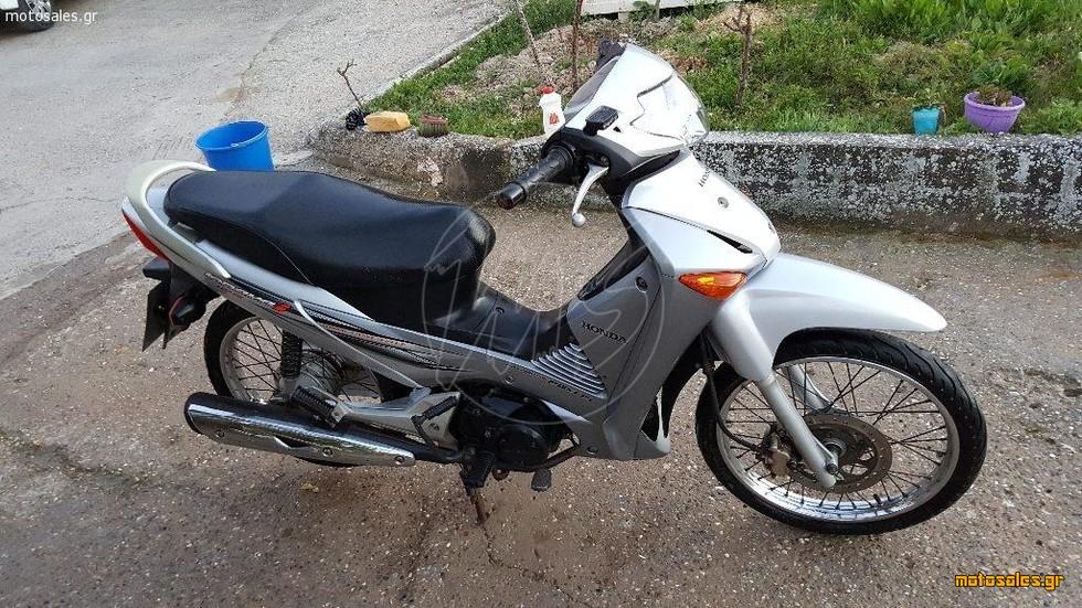 4b62c9275b0 Πωλείται Μεταχειρισμένο Παπάκι Honda ANF 125 Innova Injection του ...
