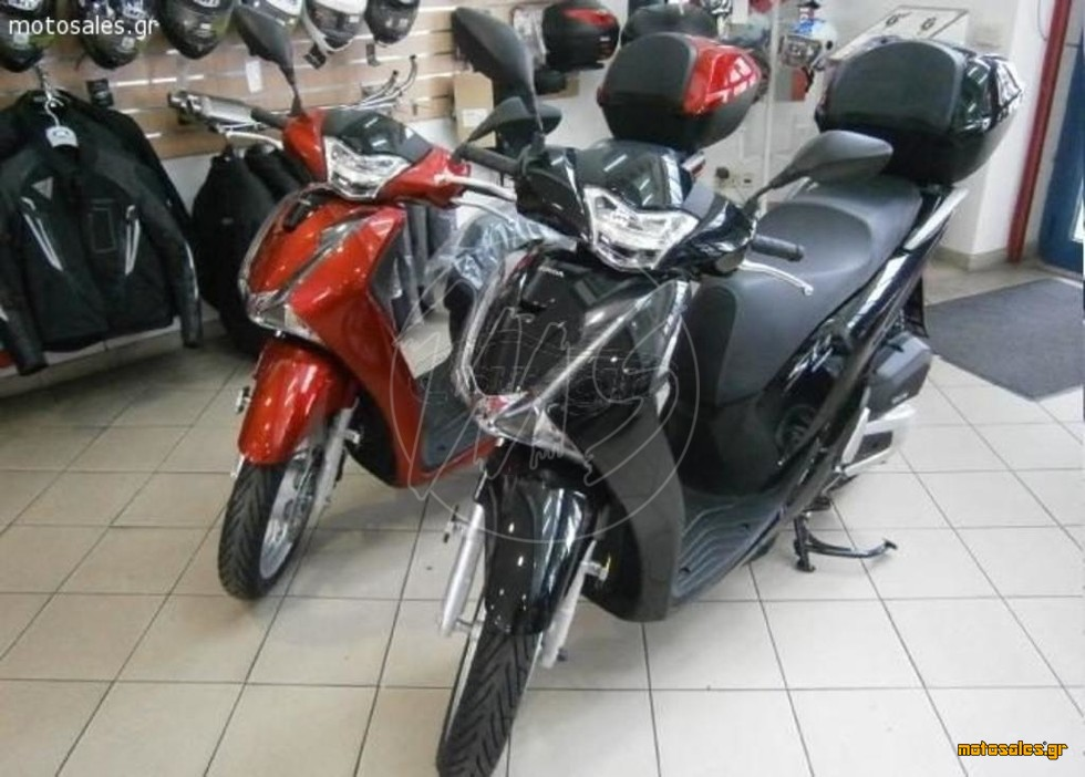 Πωλείται Καινούργιο Scooter Honda SH 150 του 2019