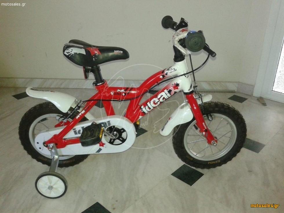 Πωλείται Μεταχειρισμένο Ποδήλατο Παιδικό Ideal Bikes  V track 12 του 2015