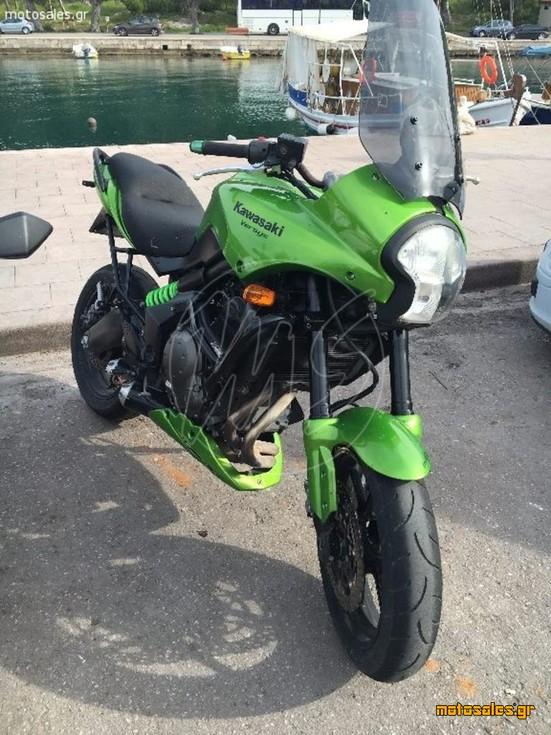 Πωλείται Μεταχειρισμένο On/Off Kawasaki Versys του 2009