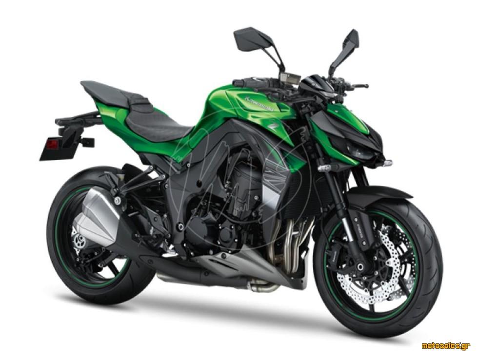 Πωλείται Καινούργιο Super Sport Kawasaki Z 1000 του 2018