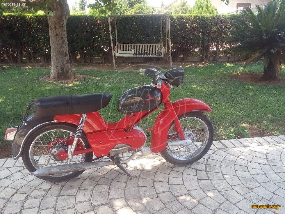 Πωλείται Μεταχειρισμένο Μοτοποδήλατο  Florett του 1962