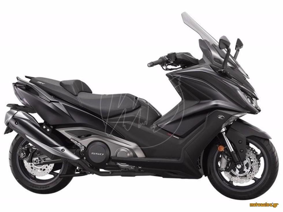 Πωλείται Καινούργιο Scooter Kymco AK 550 του 2021