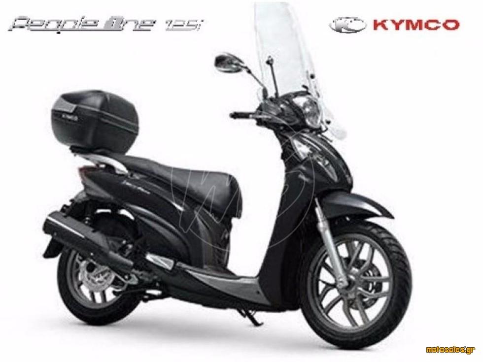 Πωλείται Καινούργιο Scooter Kymco People 125 του 2021