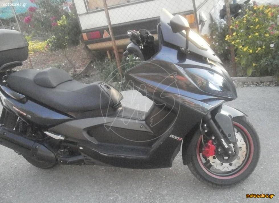 Πωλείται Μεταχειρισμένο Scooter Kymco Xcting 500i R MMC του 2010