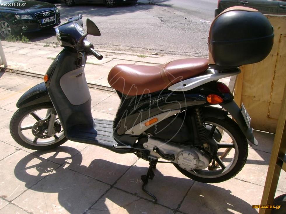 Πωλείται Μεταχειρισμένο Scooter Piaggio liberty του 2010