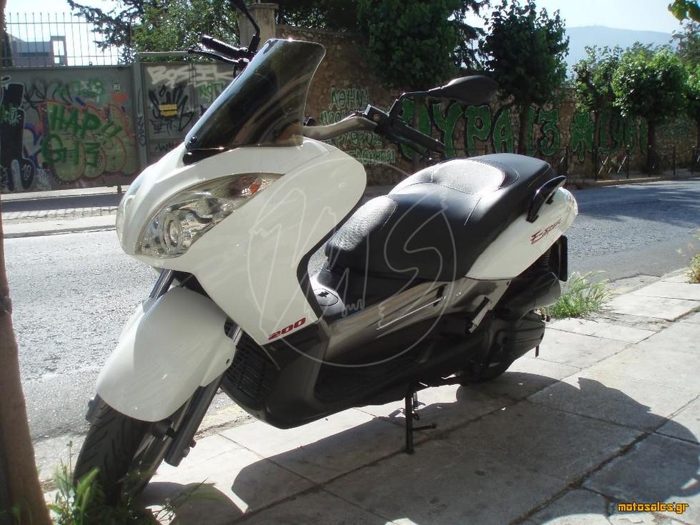 Πωλείται Μεταχειρισμένο Scooter Lifan e-spase 200 του 2012