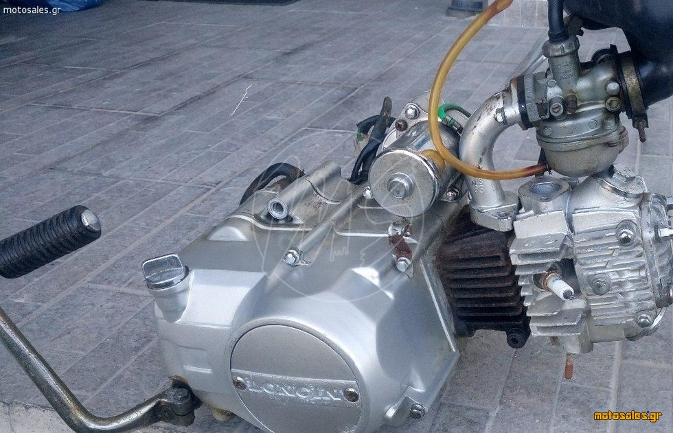 Πωλείται Μεταχειρισμένο - moter 50 cc