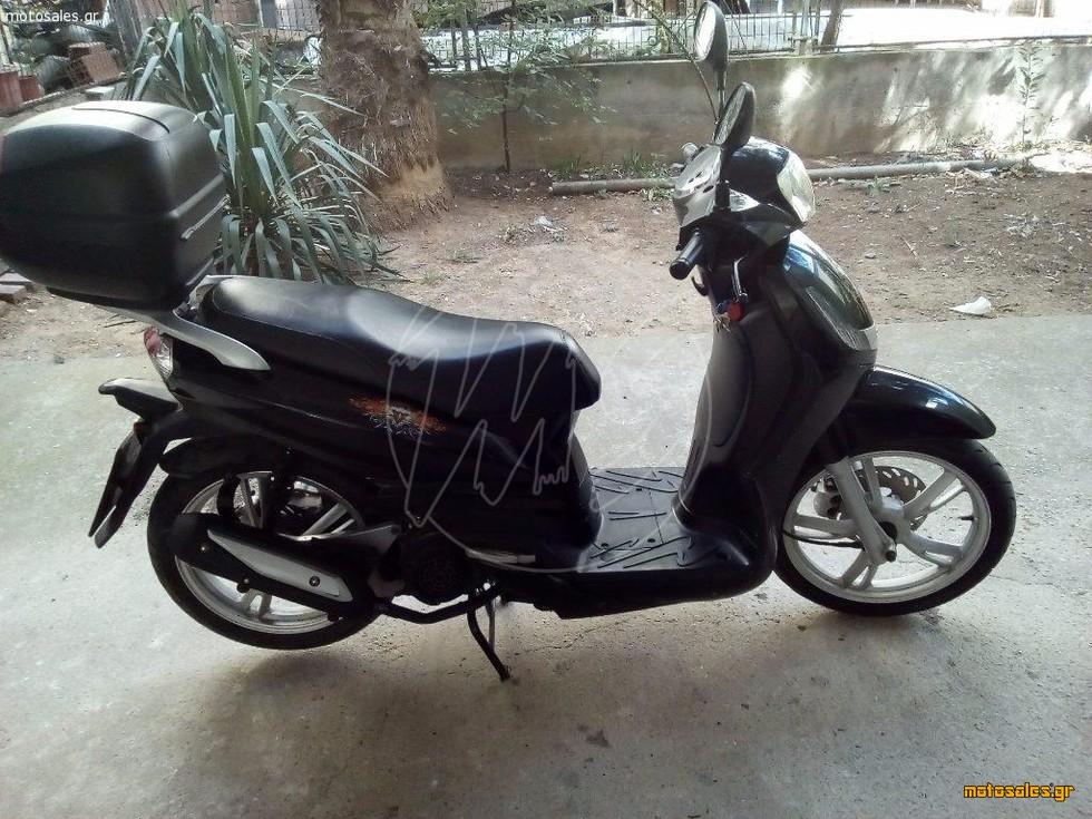 Πωλείται Μεταχειρισμένο Scooter Peugeot TWEET του 2011